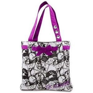Disney Nightmare Before Christmas tote